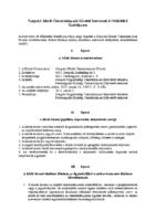 Szegvári Közös Önkormányzati Hivatal Szervezeti és Működési Szabályzata