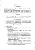 megbízási szerződés Csongrád Megye Fejlesztésért Egyesület