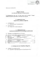 Szegvári Polgármesteri Hivatal_alapító okirat